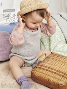 Bilde av 2007 Sommer baby oppskrift Sandnes garn*