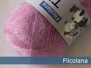 Bilde av Tilia 322 Begonia Pink garn