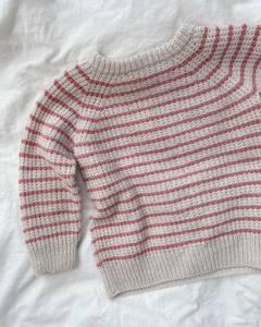 Bilde av Friday Sweater Mini PetiteKnit oppskrift*