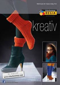 Bilde av Regia Kreativ 002 Fashion 6-ply