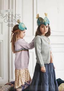 Bilde av 2001 Sisu barn vinter 2020 oppskrift Sandnes garn*
