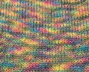 Bilde av Permin Bella Color 153 Flerfarget garn