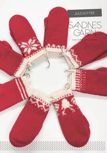 Bilde av Julevotter i Fritidsgarn garnpakke