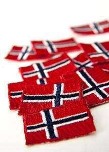 Bilde av Norsk flagg 20x28 mm