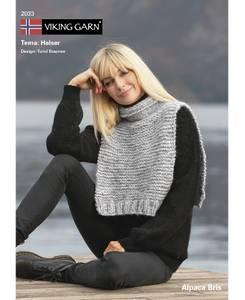Bilde av Viking 2033 Hals Dame i Alpaca Bris katalog*