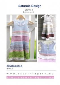 Bilde av SD16-1 Olivias kjole
