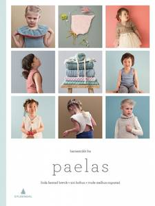 Bilde av Barnestrikk fra Paelas