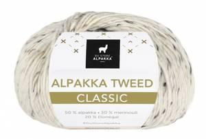 Bilde av DSA Alpakka Tweed Classic 113 Natur garn