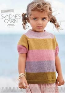 Bilde av 2006 Sommer barn oppskrift Sandnes garn*