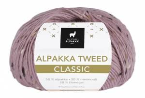 Bilde av DSA Alpakka Tweed Classic 123 Rose garn