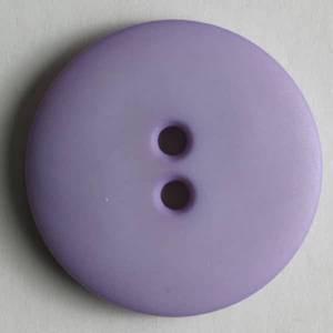 Bilde av Knapp 18 mm, rund matt fiolett