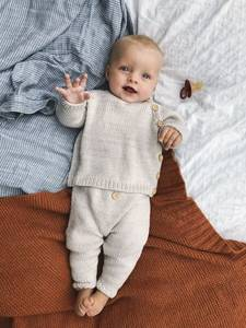 Bilde av Ellens Hentesett i Duo fra PetiteKnit strikkepakke