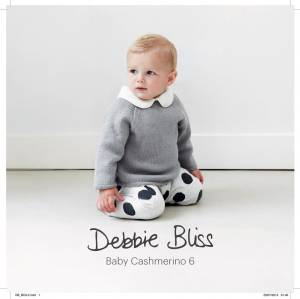 Bilde av Debbie Bliss Baby Cashmerino 6 bok