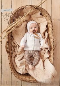 Bilde av 2014 Myk start baby oppskrift Sandnes garn*