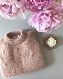 Bilde av Fortune Sweater genser PetiteKnit oppskrift*