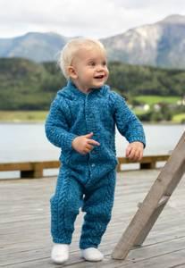 Bilde av 218R-1 Dress i Baby Panda el. Mitu enkeloppskrift Rauma*