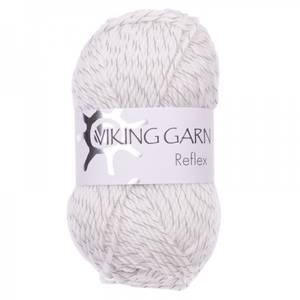 Bilde av Viking reflex 400 hvit refleks garn