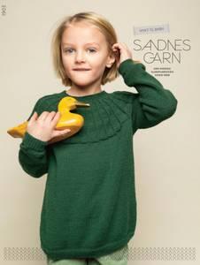 Bilde av 1903 Mix barn oppskrift Sandnes garn*
