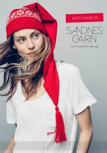 Bilde av 103 Putty nisselue voksne oppskrift Sandnes garn*