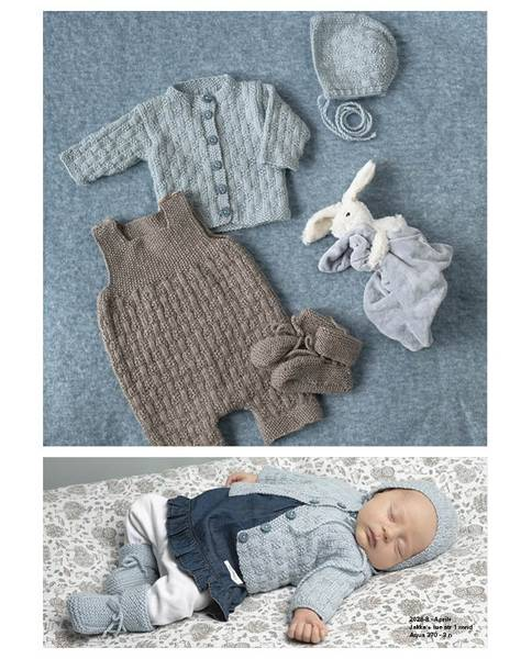 Viking 2028 Prematur baby 0-3 mnd i Bambino katalog*