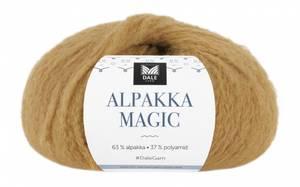 Bilde av Dale Alpakka Magic 329 Honninggul garn