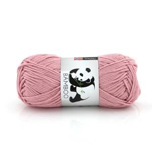 Bilde av Viking Bamboo 665 Lys rosa garn