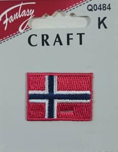 Bilde av Norgesflagg