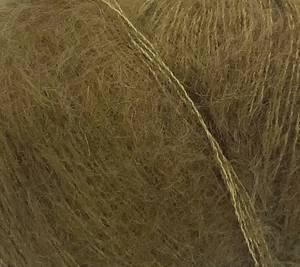 Bilde av Permin Angel mohair 82 Oliven garn