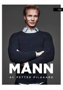 Bilde av Mann genser Petter Pilgaard for Sandnes garn*