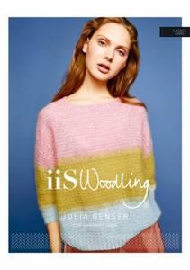 Bilde av iiS Woodling Juliagenser oppskrift Sandnes garn*