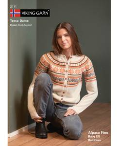 Bilde av Viking 2111 Dame i Bambino katalog*