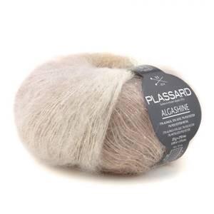 Bilde av Plassard Algashine 03 Alpakka silke garn