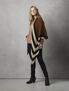 Bilde av 3810 Nydelig sjal garnpakke med Tibet