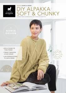 Bilde av DSA 53 DIY Alpakka Soft & Chunky dame og herre katalog,