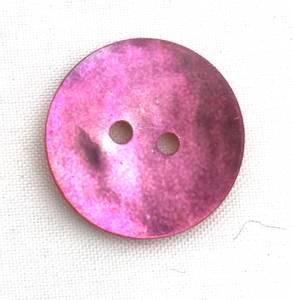 Bilde av Knapp, 18 mm, rund perlemor syrin