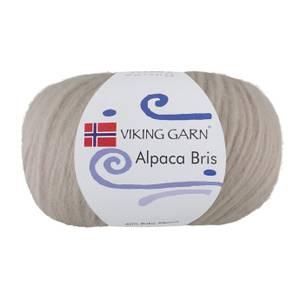 Bilde av Alpaca Bris 307 Beige Viking garn