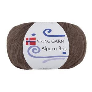 Bilde av Alpaca Bris 308 Brun Viking garn