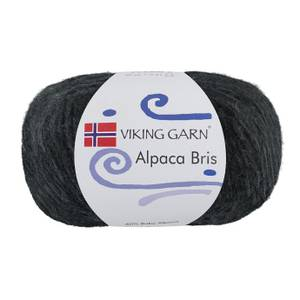 Bilde av Alpaca Bris 317 Koks Viking garn