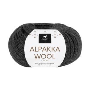Bilde av DSA Alpakka Wool 504 Koks garn