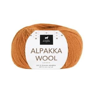 Bilde av DSA Alpakka Wool 519 Safrangul garn