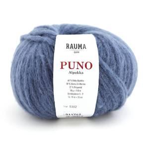 Bilde av Rauma Puno 5302 Jeans alpakka garn