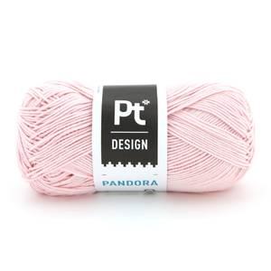 Bilde av Pandora 231 Lys rosa Pt design Rauma garn