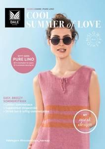 Bilde av Dale 363 Dale Cool Summer of Love Pure Lino katalog garn,