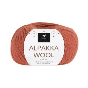 Bilde av DSA Alpakka Wool 542 Kobber garn