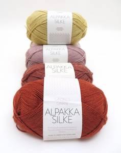 Bilde av Alpakka Silke Sandnes garn