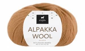 Bilde av DSA Alpakka Wool 543 Honninggul garn