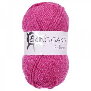 Bilde av Viking reflex 463 rosa refleks garn