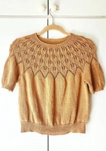 Bilde av Le Knit Ella Shirt oppskrift*