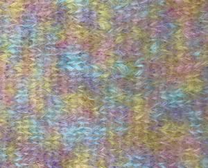 Bilde av Permin Bella Color 161 Lilla lime flerfarget garn