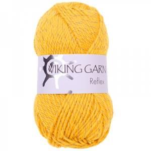 Bilde av Viking reflex 445 gul refleks garn
